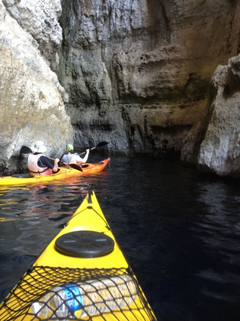location kayak cassis